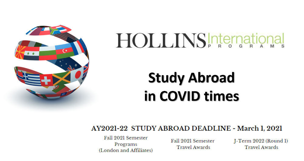 Study Abroad During Covid